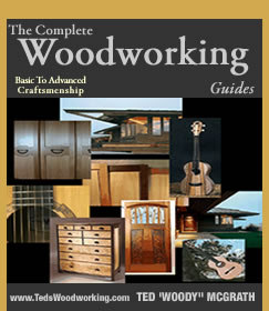 Teds Woodworking Guides