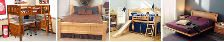 Bed Plans 2 - Teds Woodworking