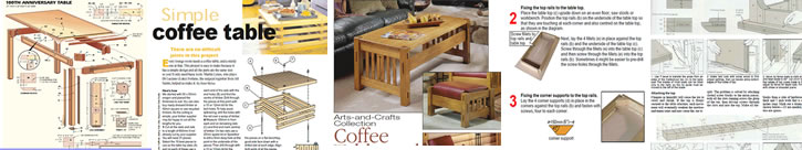 Teds Woodworking Table Plans